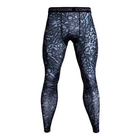 MMA/GRAPPLING SPATS DIGITAL WINTER CAMO