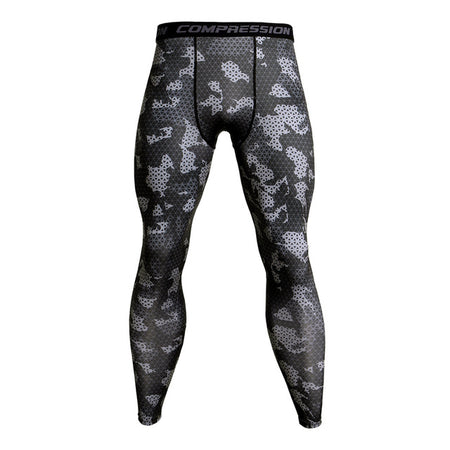 MMA/GRAPPLING SPATS DARK CAMO