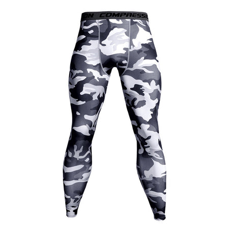 MMA/GRAPPLING SPATS WINTER CAMO