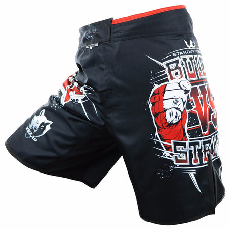 MMA/GRAPPLING FIGHT SHORTS - STANDUP KING - VSZAP