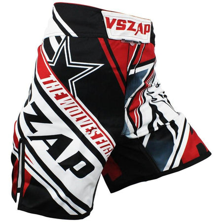 MMA/GRAPPLING FIGHT SHORTS THE WOLVES FIGHT
