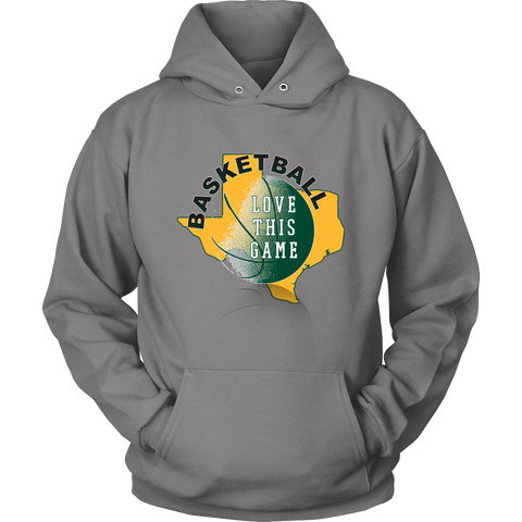 Baylor Basketball Love This Game Hoodie - 47stories - 1