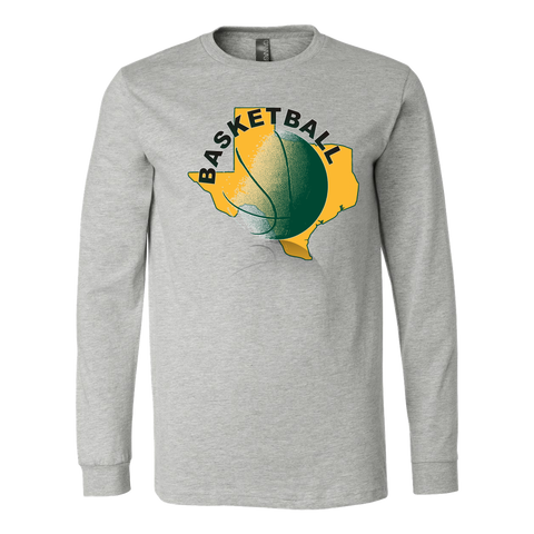 Baylor Basketball Men's Long Sleeve Shirt - 47stories - 1