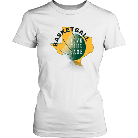 Baylor Basketball Love This Game Women's T-Shirt Classic Fit - 47stories - 1