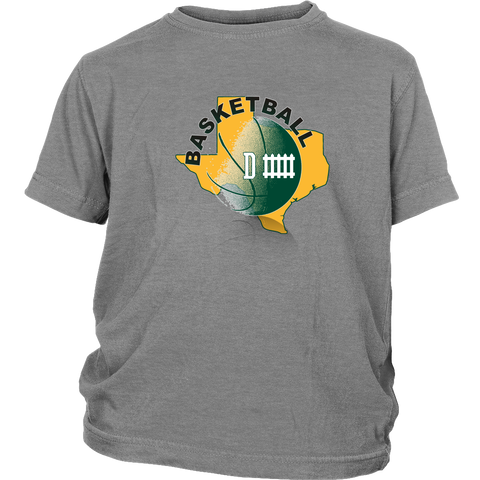 Baylor Basketball Defense Youth T-Shirt - 47stories - 1