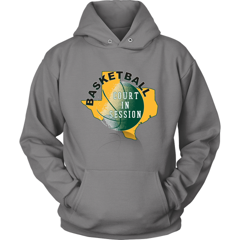 Baylor Basketball Court In Session Hoodie - 47stories - 1