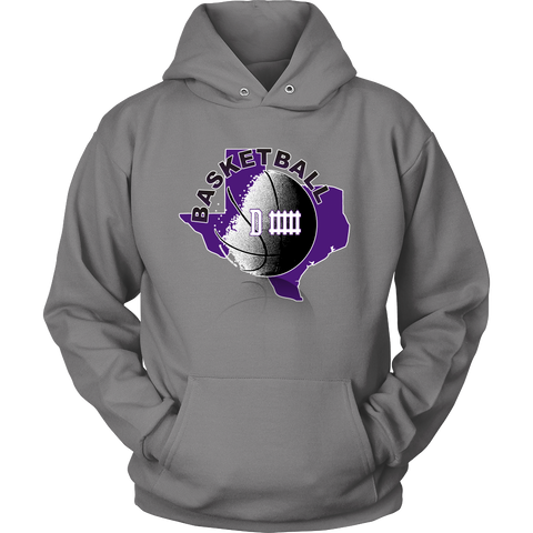 TCU Basketball Defense Hoodie - 47stories - 1