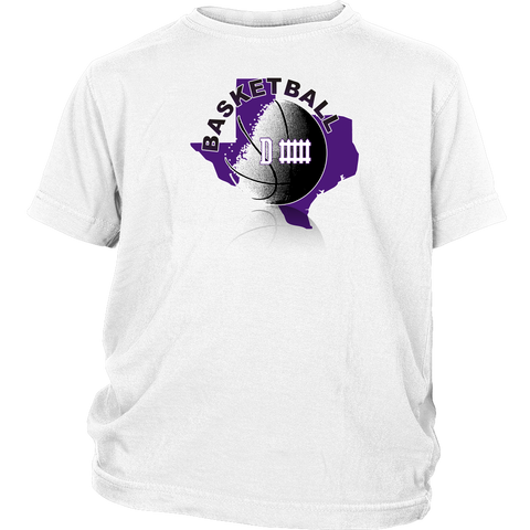 TCU Basketball Defense Youth T-Shirt - 47stories - 1
