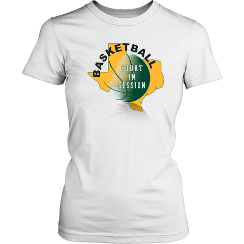 Baylor Basketball Court In Session Women's T-Shirt Classic Fit - 47stories - 1