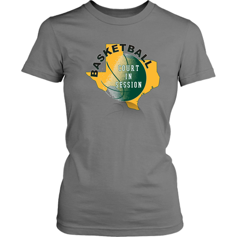 Baylor Basketball Court In Session Junior T-Shirt - 47stories - 1