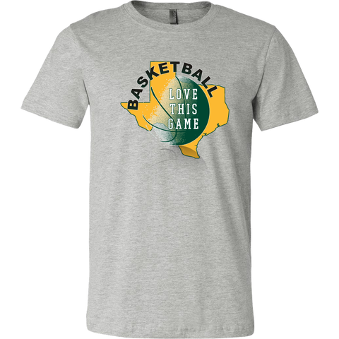 Baylor Basketball Love This Game Men's T-Shirt - 47stories - 1