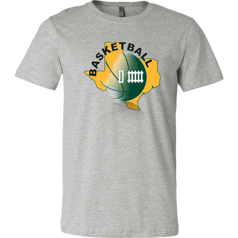 Baylor Basketball Defense Men's T-Shirt - 47stories - 1
