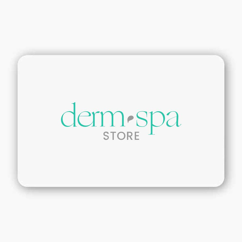 Derm Spa Store Electronic Gift Cards