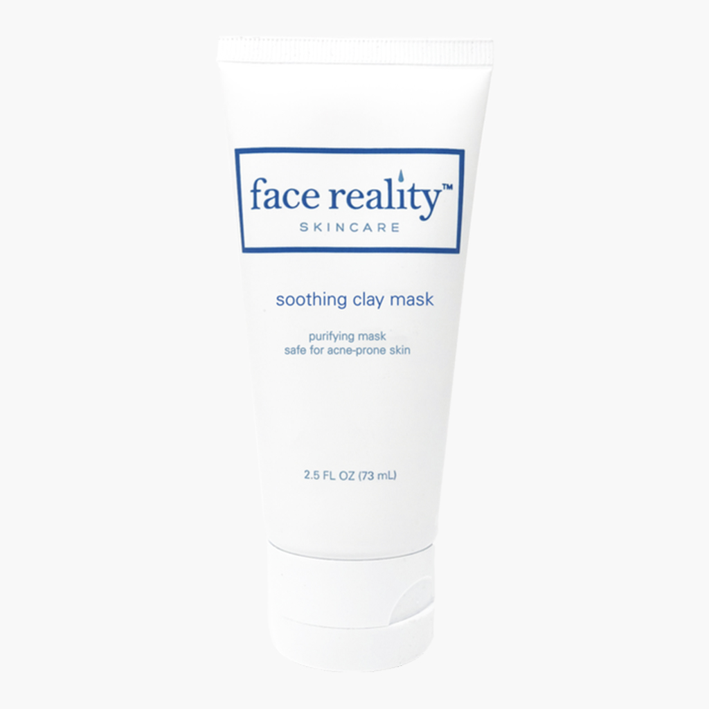 Soothing Clay Mask, By Face Reality  |  Derm Spa Store - St. Louis, MO