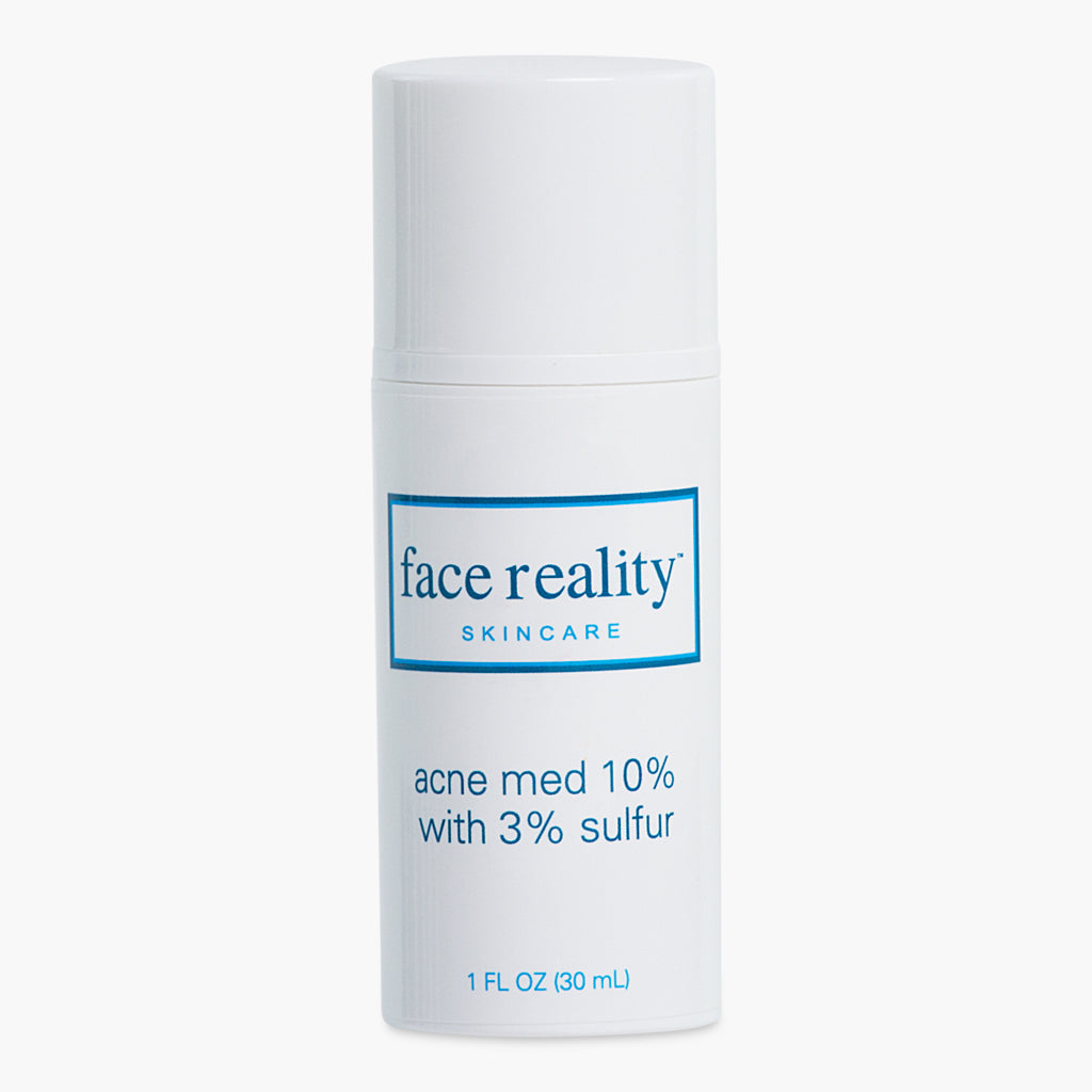 10% Acne Med with 3% Sulfur