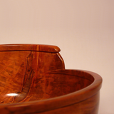 Specialty Wooden Bowl in Ambrosia Maple handmade by Picinae Studios