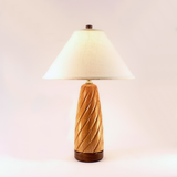 Twist Lamp, Medium Height