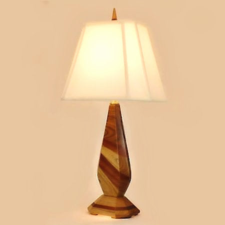 Pinnacle Lamp 1