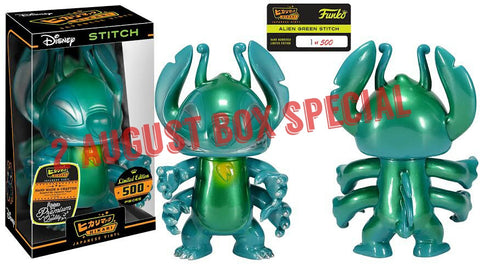 2 August Boxes + Stitch Exclusive Hikari