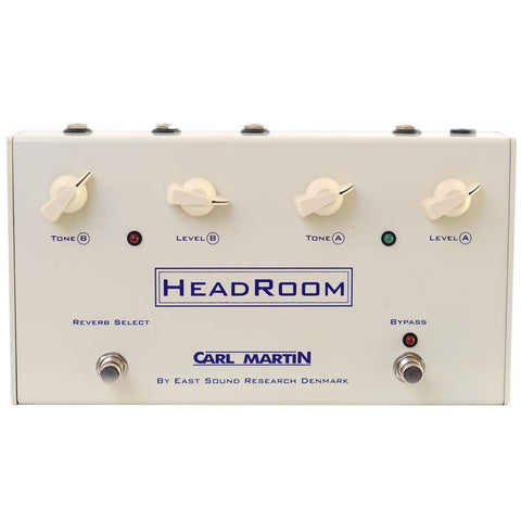 Carl Martin - Headroom Spring Reverb