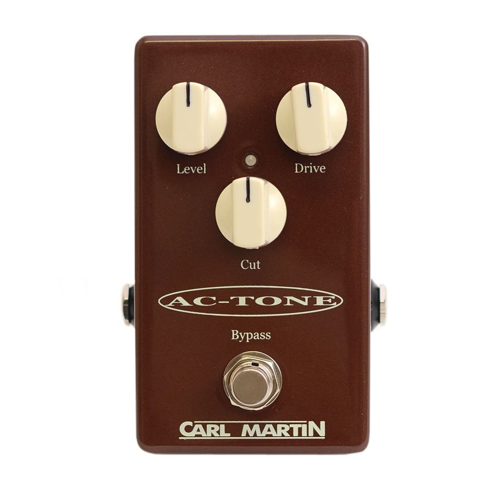 Carl Martin - Single Channel AC Tone Overdrive