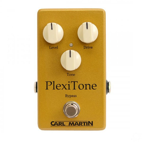 Carl Martin - Single Channel PlexiTone Overdrive