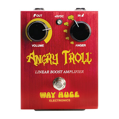 Way Huge Electronics - Angry Troll Boost
