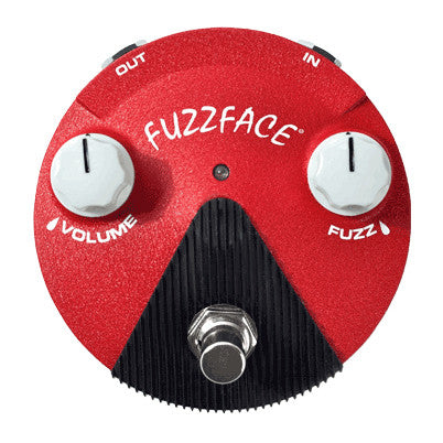 Dunlop - Band of Gypsys Fuzz Face Mini