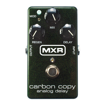 MXR - Carbon Copy Analog Delay