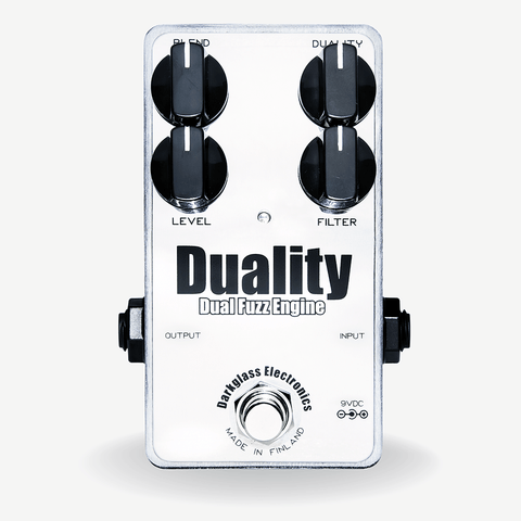 Darkglass Electronics - Duality Dual Fuzz Engine