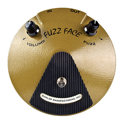 Dunlop - Eric Johnson Signature Fuzz Face Distortion