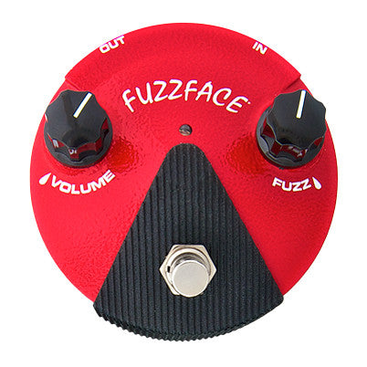 Dunlop - Germanium Fuzz Face Mini Distortion