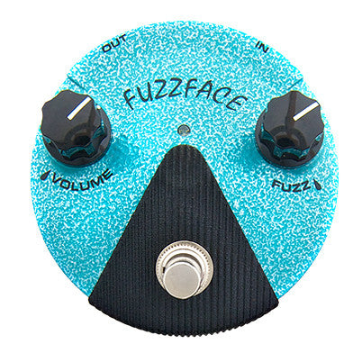 Dunlop - Jimi Hendrix Fuzz Face Mini Distortion