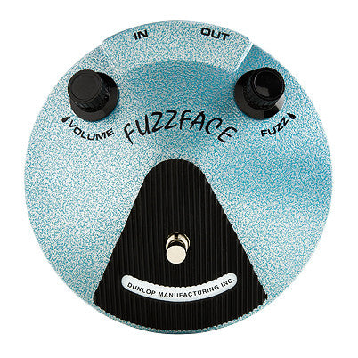 Dunlop - Jimi Hendrix Fuzz Face Distortion