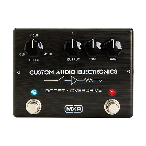 Custom Audio Electronics - Boost / Overdrive