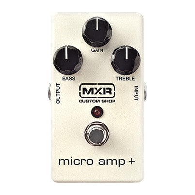 MXR - Micro Amp Plus Boost