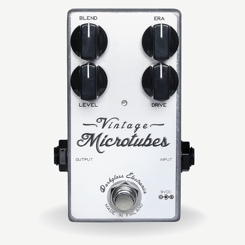Darkglass Electronics - Microtubes Vintage PreAmp / Overdrive