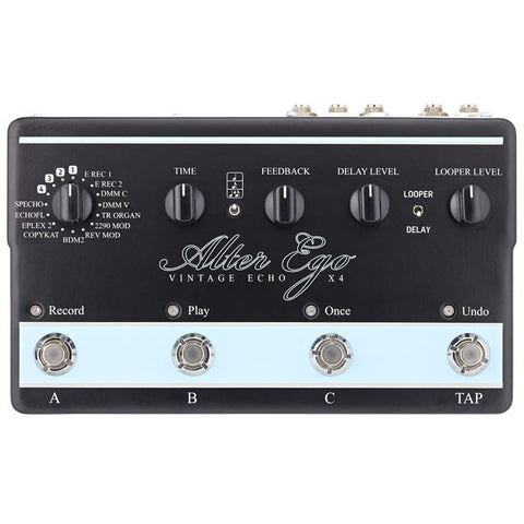 TC Electronic - Alter Ego X4 Vintage Echo Delay