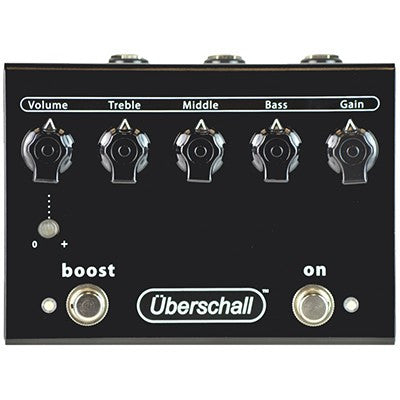 Bogner - Uberschall Boost / Overdrive / Distortion