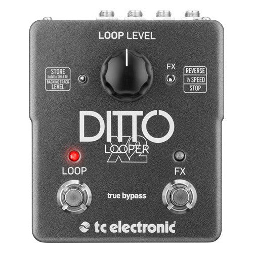 TC Electronic - Ditto X2 Looper
