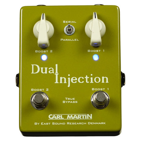 Carl Martin - Dual Injection Boost