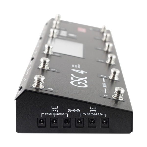 G Lab - Guitar System Controller GSC-4