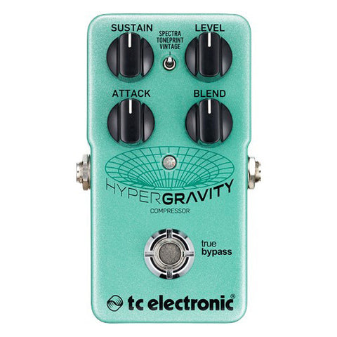 TC Electronic - HyperGravity Compressor