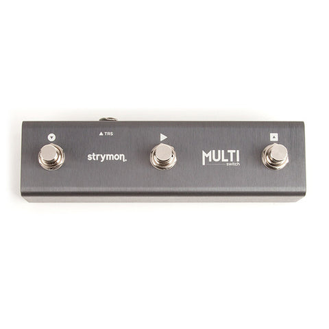 Strymon Multi Switch for TimeLine, BigSky & Mobius
