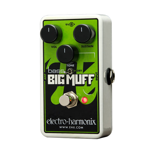 Electro-Harmonix Nano Bass Big Muff Pi Distortion