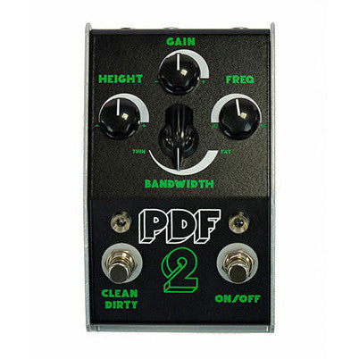 Stone Deaf PDF-2 Boost / Overdrive / Distortion