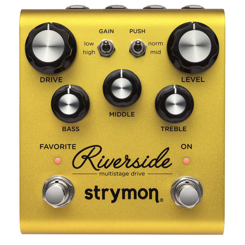 Strymon Riverside Multistage Drive Distortion