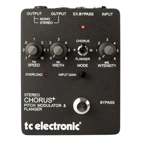 TC Electronic - SCF Stereo Chorus Flanger