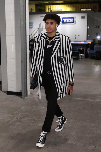 Kelly Oubre Jr. looking steezy