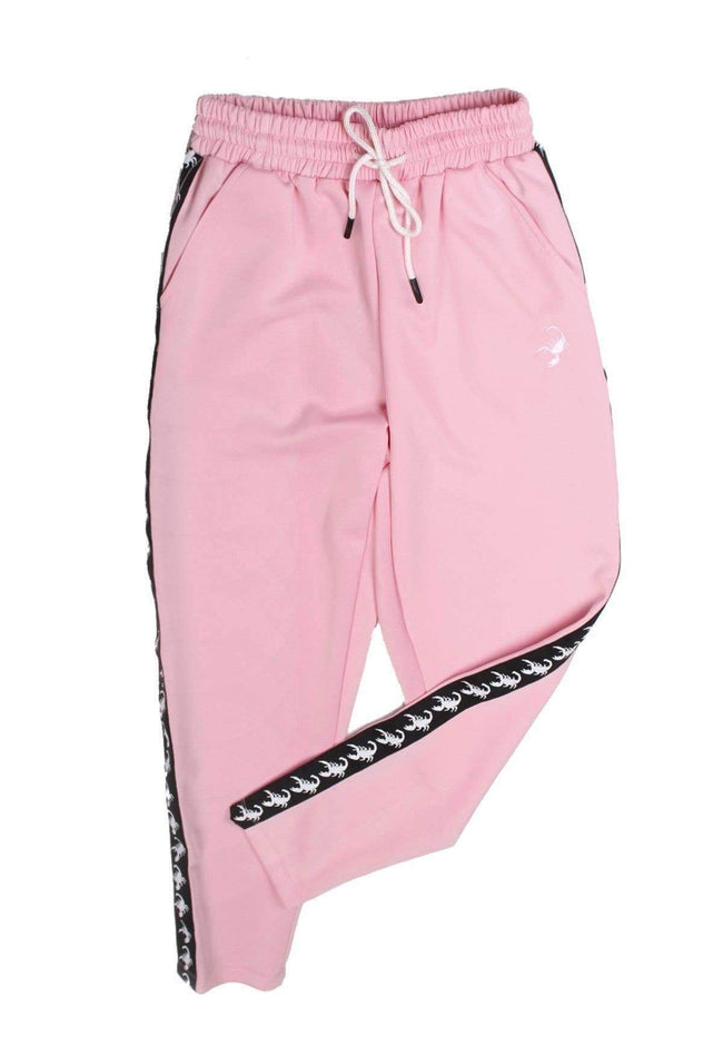Cotton Candy Scorpion Track Pants